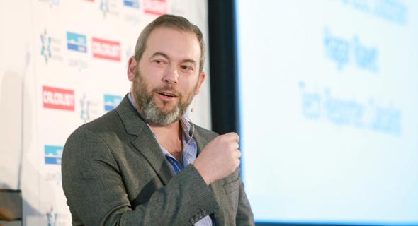 """ירון גלאי, מנכ""""ל וממייסדי Outbrain"""
