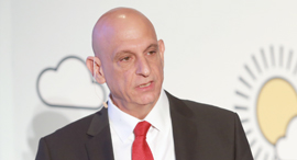 Aharon Aharon, director of the Israel Innovation Authority. Photo: Orel Cohen