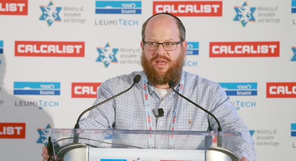 Yossi Rabinovich. Photo: Orel Cohen
