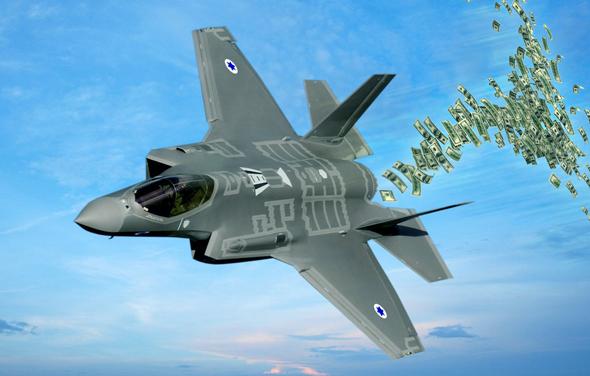 מטוס F-35 של לוקהיד , צילום: defensenews