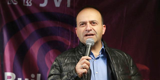 JVP partner Yoav Tzruya. Photo: Orel Cohen