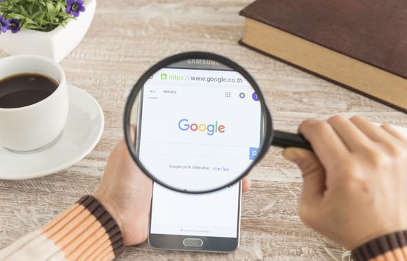גוגל חקירה חיפוש מידע, צילום: שאטסטוק