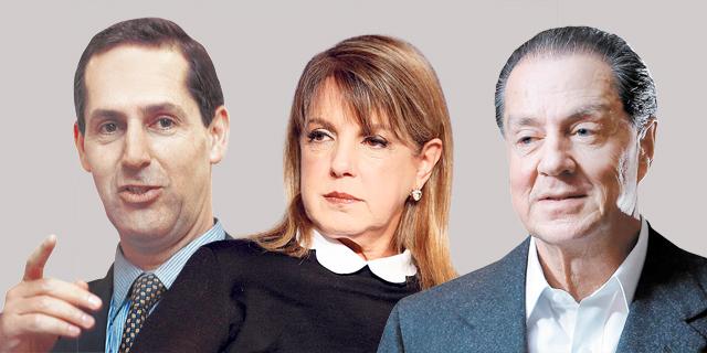 היפרדות במשפחת עופר: ליאורה תהיה בעלת השליטה במליסרון, ואייל - בבנק מזרחי