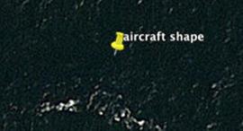 האם זהו המטוס המלזי שנעלם לפני 4 שנים?, צילום: גוגל