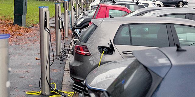 אפקון מקבוצת שלמה תתקין עמדות טעינה מהירות לכלי רכב חשמליים