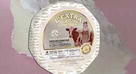 גבינה קממבר קנדה ל'אקסטרה L'Extra הכי טובה בעולם, צילום: Le Telegramme