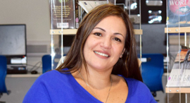 אנדריאה זאפירקו המורה הטובה בעולם 2018 בריטניה , צילום:  Alperton Community School