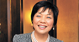 פוליאנה צ'ו האשה העשירה ביותר הונג קונג קינגסטון פיננשל גרופ, צילום: Forbes.com