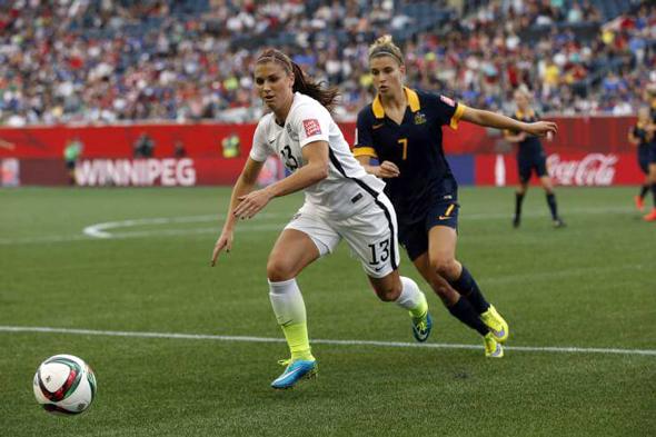 כדורגל נשים