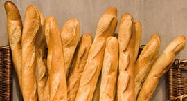 לחם באגט באגטים צרפת, צילום: אימג'בנק, Gettyimages