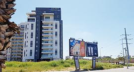 בנייה דירות למכירה פתח תקווה כפר גנים החדשה 2, צילום: דוד הכהן