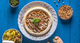 פנאי חומוס בשר טבעוני, צילום: אנטולי מיכאלו
