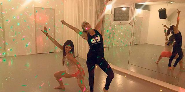 אימון אישי: פשוט תרקדי