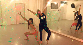 פנאי סטודיו ל ריקוד Anonymous Dancers