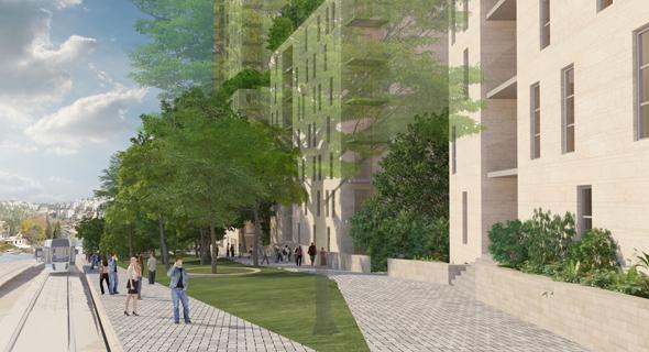 אושרה תוכנית להקמת 400 דירות בפרויקט פינוי-בינוי בירושלים