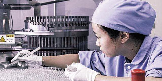 """האישורים לתרופות גנריות סיניות בארה""""ב זינקו ב־72%"""