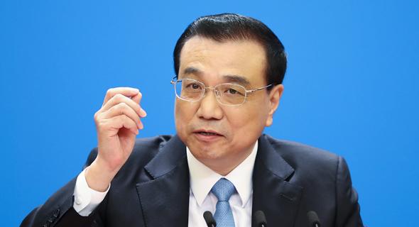 קצ'יאנג ראש ממשלת סין