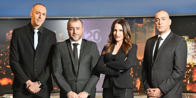 ערוץ 20 משיק מהדורת חדשות שתעלה לאוויר ביום ראשון
