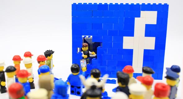 עוד סדק בחומת הפרטיות. פייסבוק, צילום: משאטרסטוק