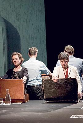 פסטיבל תיאטרון בינלאומי ביפו, צילום: Felix Gruenschloss