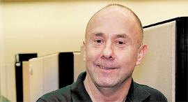 CEO of Tower Semiconductor. Russell Ellwanger. Photo: Eran Yoffi Cohen