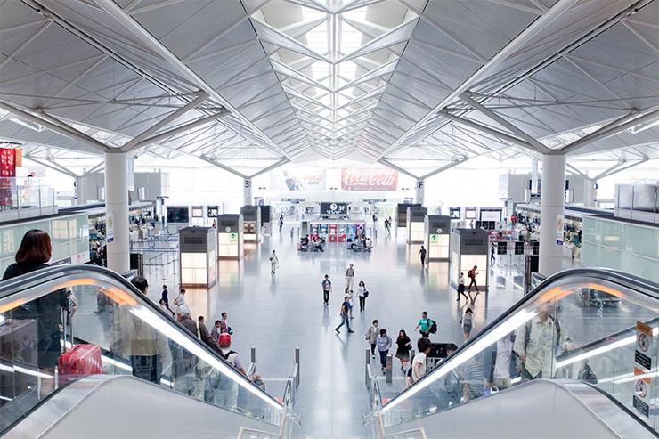 שדה התעופה בנאגויה, יפן, צילום: Chubu Centrair