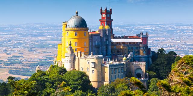 מלכים ליום אחד: הארמונות היפים בעולם