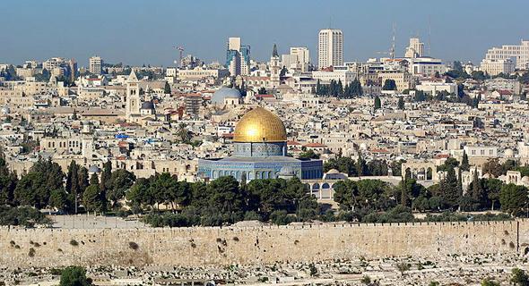 """ירושלים. """"תוספת של יותר מ-50% מתקציב מענק הבירה השנתי"""""""