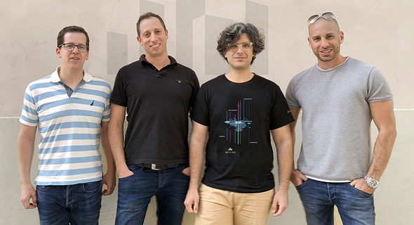 Skyline AI's founding team. Photo: PR