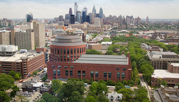 בית הספר למנהל עסקים וורטון באוניברסיטת פנסילבניה, צילום: בלומברג
