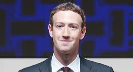 מייסד פייסבוק מארק צוקרברג 19/11/2016, צילום: איי פי