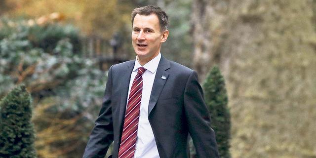שר הבריאות הבריטי ג