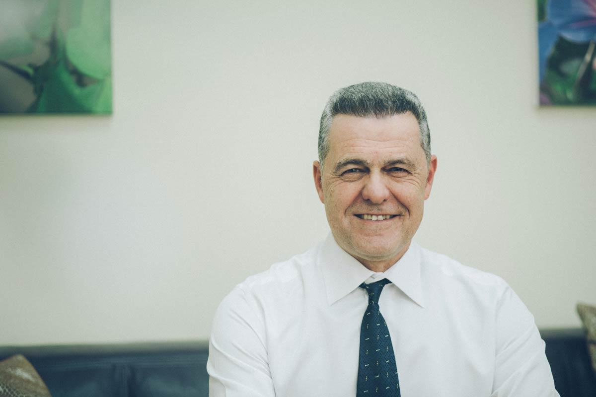 """אבי דויטש, מנכ""""ל ובעלים של קרן אקספו"""