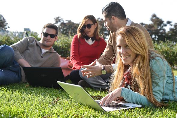 סטודנטים (ארכיון), צילום: מכללה למינהל