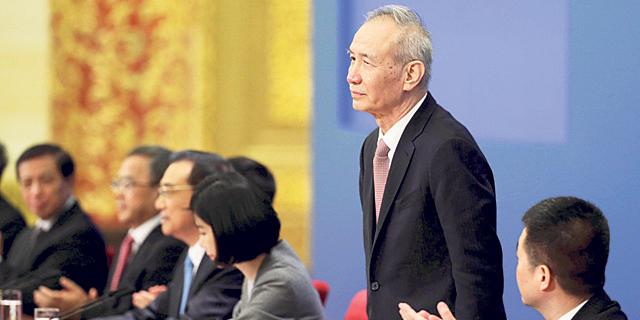 """סין מתגמשת: תדון עם ארה""""ב בפתרון מחלוקות הסחר"""