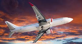 הקברניט בואינג 737 מטוס נוסעים, צילום: שאטרסטוק