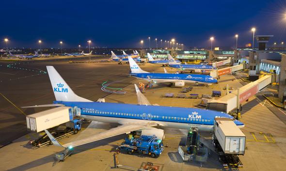 מטוסי 737 של KLM