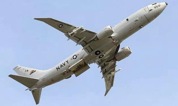 מטוס ה-P8, עליו טילי שיוט