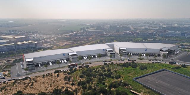 יוזמה להקמת מרכז לוגיסטי עצום בנמל אשדוד