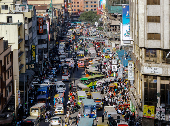 ניירובי, קניה
