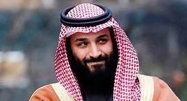 הנסיך הסעודי, מוחמד בן סלמן , צילום: איי אף פי
