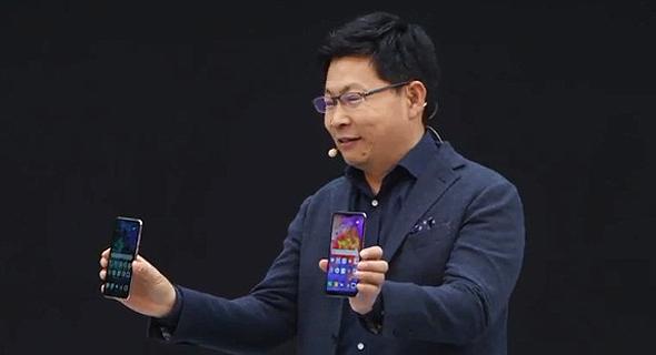 וואווי P20 סמארטפון סיני