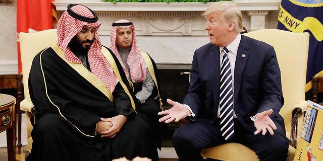 הקיטורים של טראמפ הם הסיסמוגרף החדש של שוק הנפט