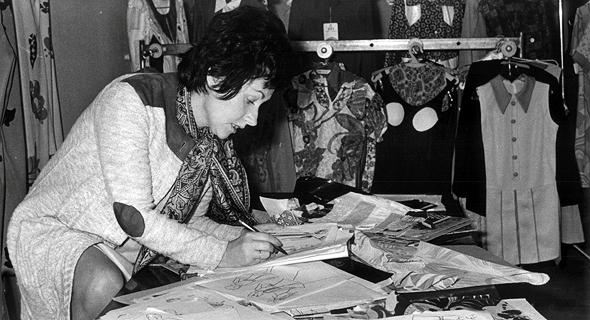 """רות טטרקו, סבתה של עדי. """"נסעה בכל העולם בתקופה שבה נשים נשארו בבית וגידלו ילדים"""""""