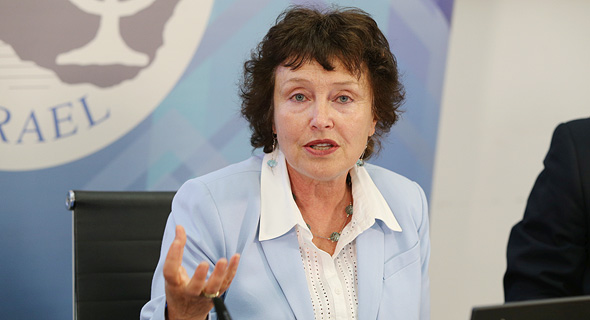 Bank of Israel Governor Karnit Flug. Photo: Amit Shabi