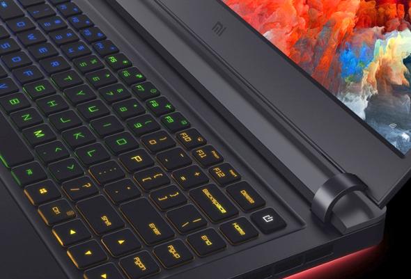 שיאומי לפטופ גיימרים Mi Gaming Laptop, צילום: Xiaomi