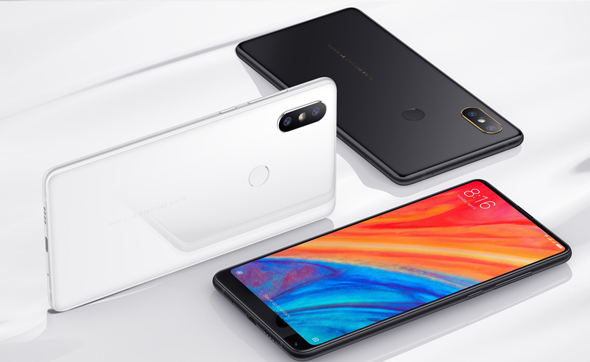 שיאומי סמארטפון Mi Mix 2S, צילום: Xiaomi