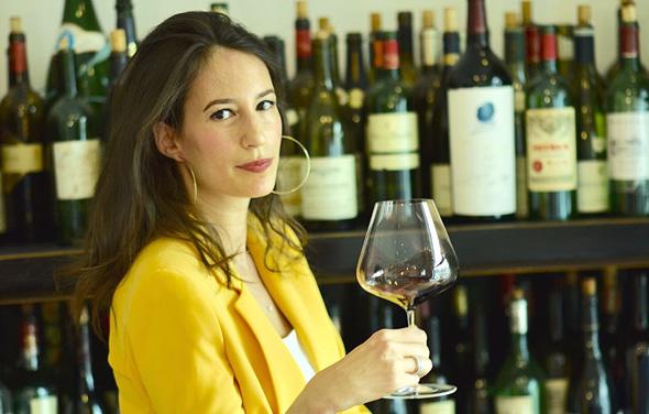 פני בר בעלי חברת All in Wine, צילום: אופיר דור