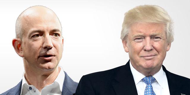 הון או עיתון: מה באמת עומד מאחורי ההשתלחויות של טראמפ באמזון ובזוס?