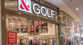 חנות גולף, צילום: יובל חן